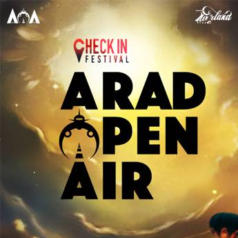 Poster Arad Open Air Festival 2018