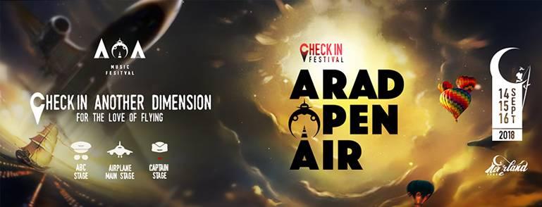 Arad Open Air Festival 2018