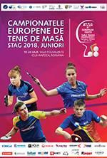 Campionatele Europene de Tenis de Masa pentru Juniori STAG 2018