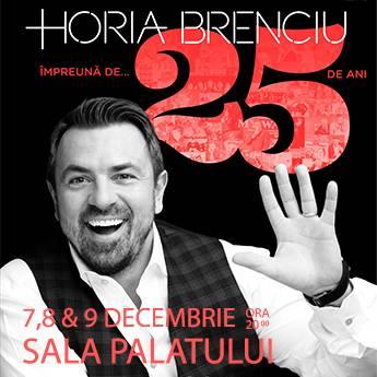 HORIA BRENCIU IMPREUNA DE 25 DE ANI
