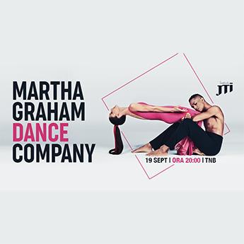 Poster Martha Graham Dance Company USA