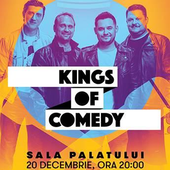 Poster Kings of Comedy: Bobonete, Dita, Rait si Vancica