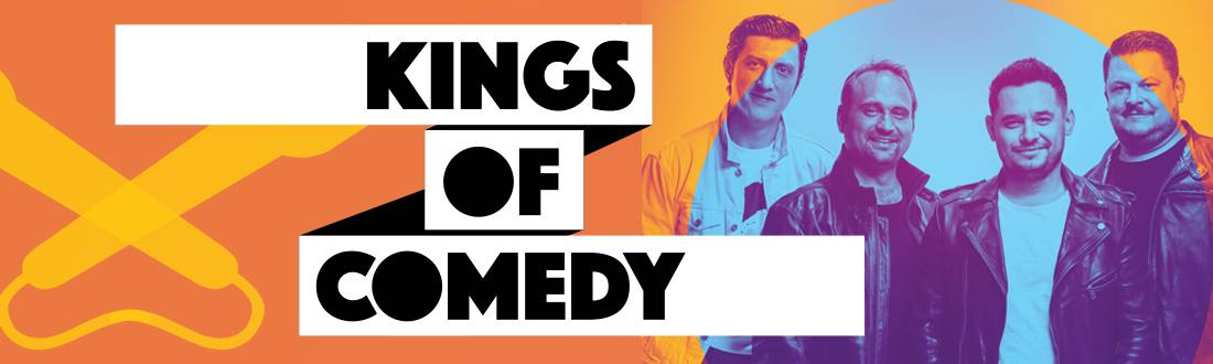 Kings of Comedy: Bobonete, Dita, Rait si Vancica