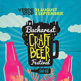 Poster BUCHAREST CRAFT BEER FESTIVAL 2018
