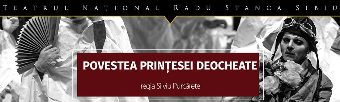 POVESTEA PRINTESEI DEOCHEATE