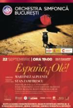 Espana, Ole! - Stagiunea SalutCultura