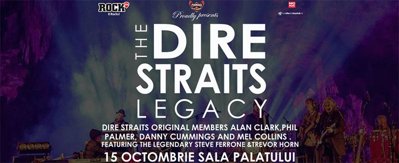 Poster Dire Straits Legacy