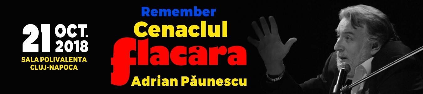 Remember Cenaclul Flacara