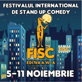 Poster Stand Up Comedy cu Teo, Vio, Costel