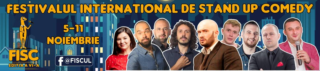 Festivalul International de Stand-Up Comedy