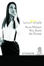 Alina Manole - Lucruri simple