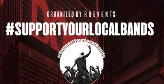 #SupportYourLocalBands Music Fest