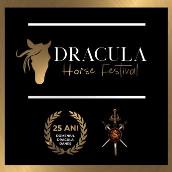Poster Dracula Horse Festival