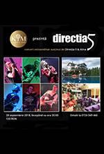 Concert Extraordinar Directia 5 & Alina