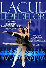 LACUL LEBEDELOR – MOSCOVA