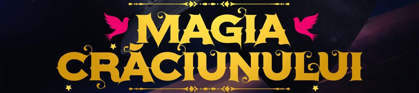 Magia Craciunului cu Robert Tudor