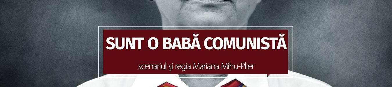 SUNT O BABA COMUNISTA