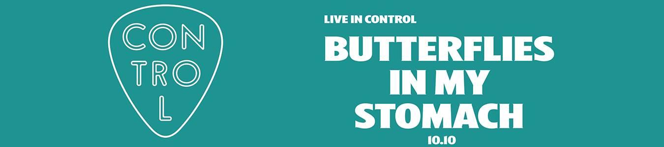 Butterflies in My Stomach