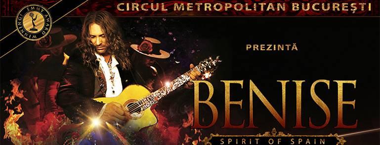 BENISE  – SPIRIT OF SPAIN