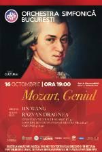 Mozart, Geniul - Stagiunea SalutCultura