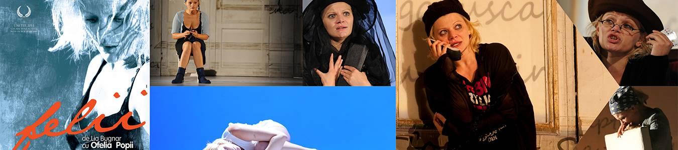 Felii, un spectacol de Lia Bugnar, cu Ofelia Popii @TNRS - Scena Digitala