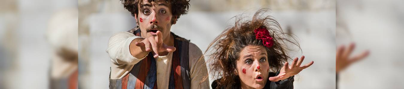 Clovnii vagabonzi: Vagor & Bellavita