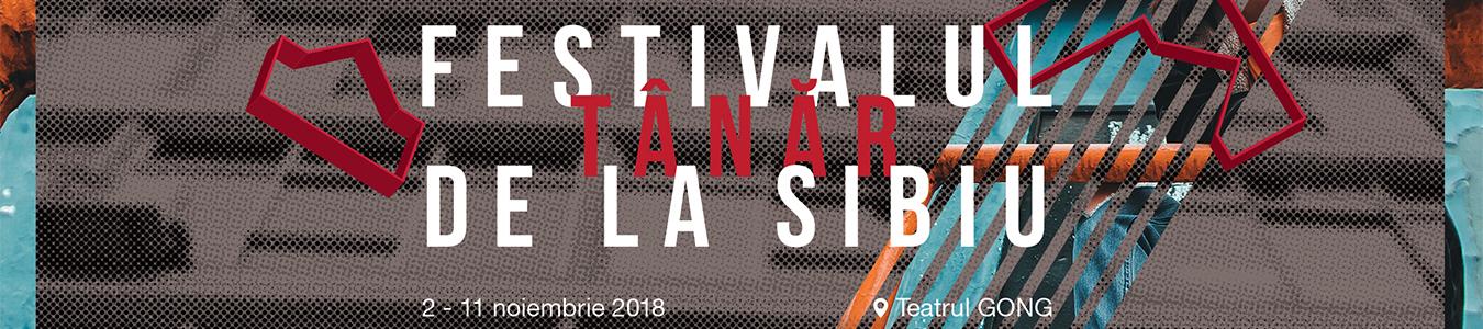 Festivalului Tanar de la Sibiu 2018