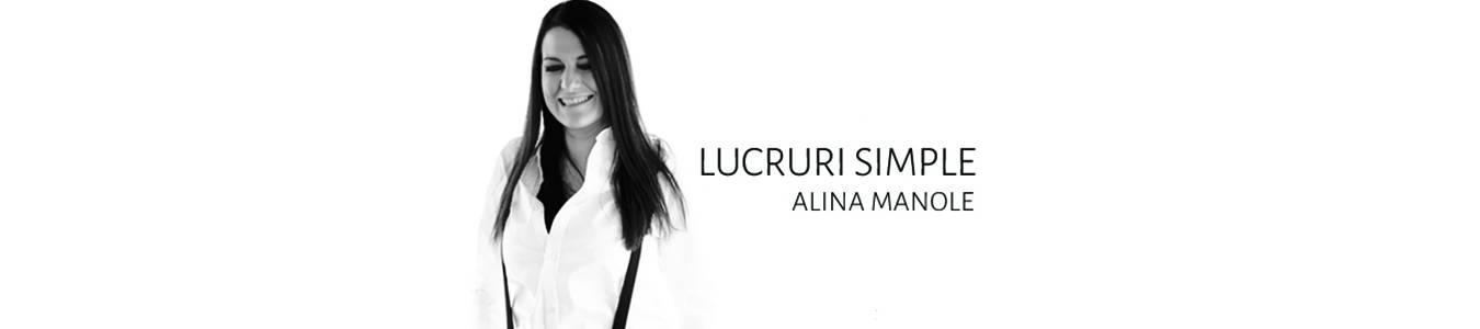 Alina Manole – Lucruri simple