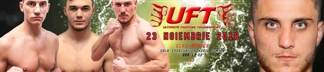 Gala UFT Ultimate Fighting Tournament 7
