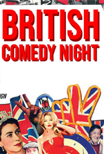 British Comedy Night @ Mojo