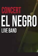 El Negro LIVE | One Love Concert