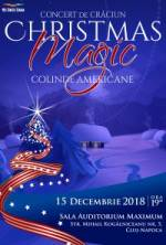 Christmas Magic-Concert de colinde americane