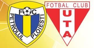 FC Petrolul - UTA Arad