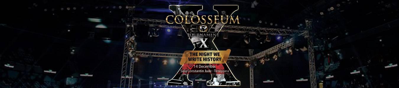 Colosseum X