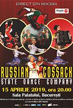 Cazacii Rusiei - State Dance Company