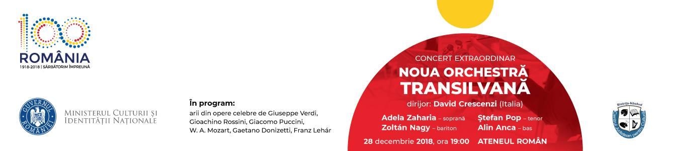 Adela Zaharia, Stefan Pop, Zoltan Nagy Si Alin Anca - gala extraordinara de opera la Ateneul Roman