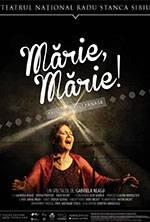MARIE, MARIE! (TRIBUT MARIEI TANASE)