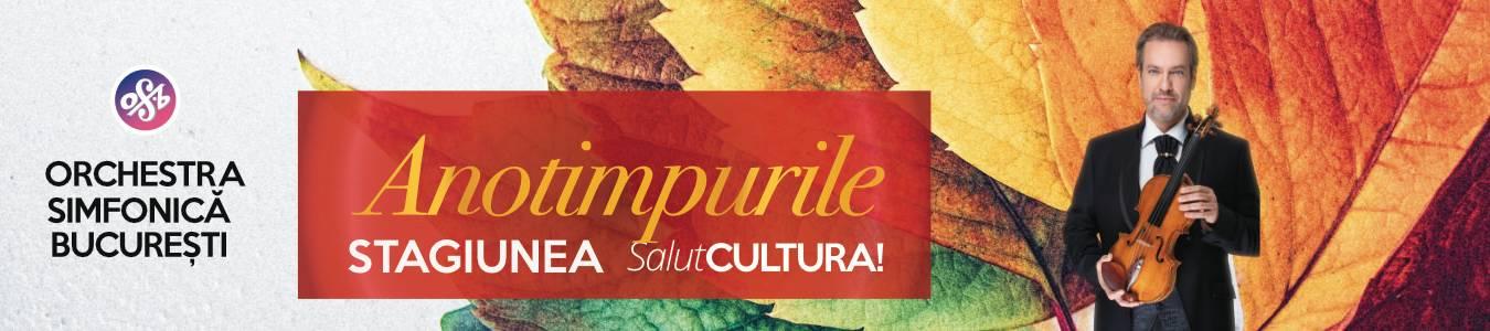 Anotimpurile - Stagiunea Salut Cultura