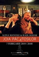 Joia Pacatosilor - Alina Manole si Raul Kusak