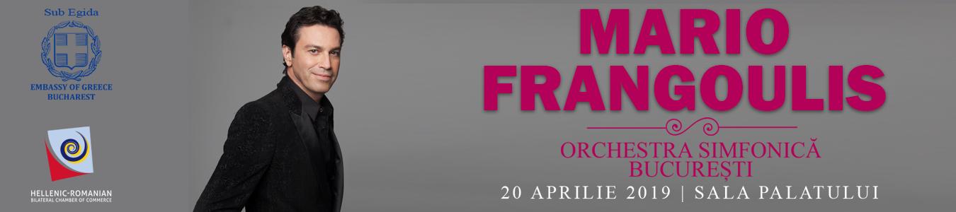 Mario Frangoulis Live in Bucharest