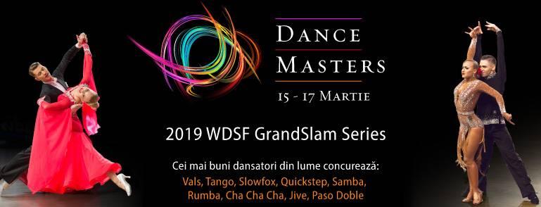 DanceMasters 2019 WDSF GrandSlam Series