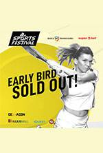 Sports Festival | Tennis Demo: Team Romania vs Team Italy