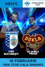 CSM Bucuresti vs HC Dukla Praga