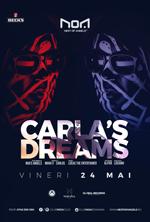 CARLA'S DREAMS at Club NOA