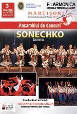 Ansamblul de dansuri Sonechko (Ucraina)