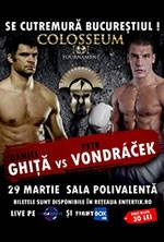 DANIEL GHITA VS VONDRACEK Colosseum Tournament