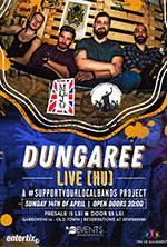 Dungaree live [HU] | #Supportyourlocalbands