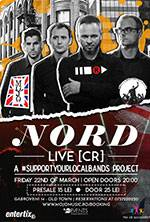 NORD live [CR] | #Supportyourlocalbands