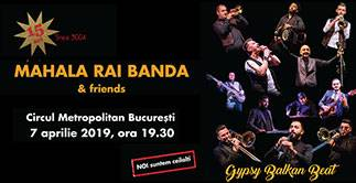 Mahala Rai Banda & Friends
