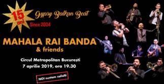 Mahala Rai Banda & Friends
